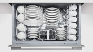 Tips to clean a dishwasher